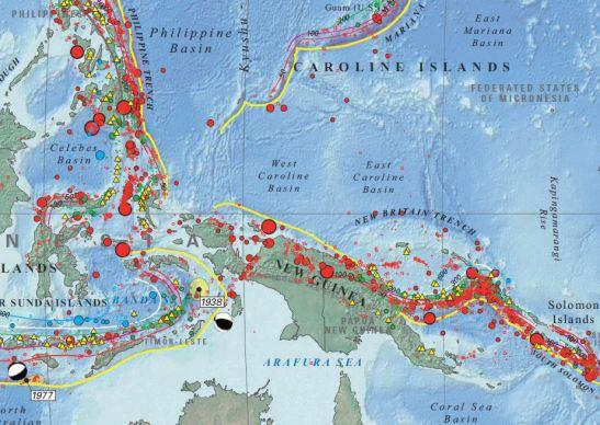 southeast asia quake